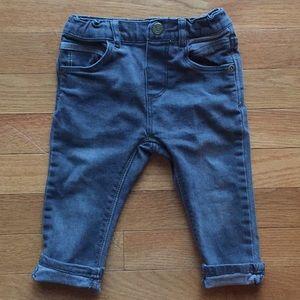 Zara jeans 12-18 months